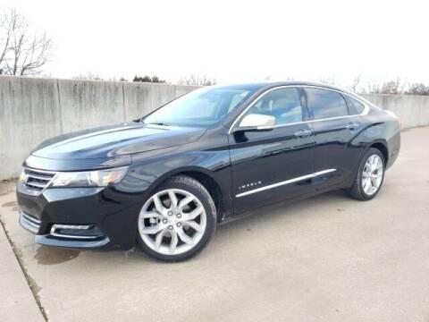 2020 Chevrolet Impala for sale at BOB HART CHEVROLET in Vinita OK