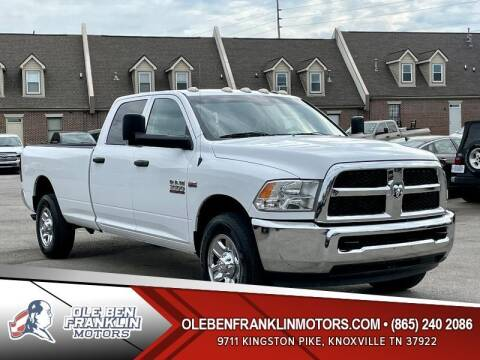 2015 RAM Ram Pickup 3500 for sale at Ole Ben Franklin Motors Clinton Highway in Knoxville TN
