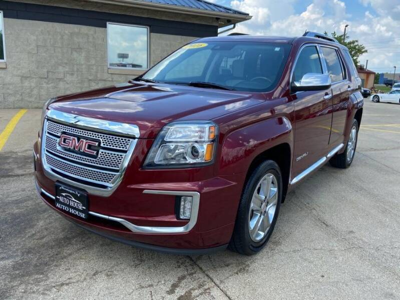 2016 GMC Terrain for sale at Auto House of Bloomington in Bloomington IL
