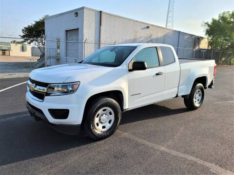 2016 Chevrolet Colorado for sale at Image Auto Sales in Dallas TX