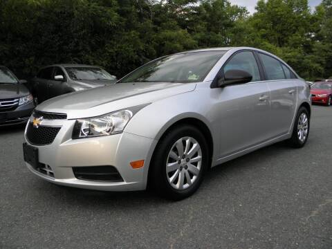 2011 Chevrolet Cruze for sale at Dream Auto Group in Dumfries VA