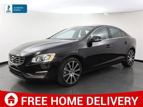 2018 Volvo S60 for sale at Florida Fine Cars - West Palm Beach in West Palm Beach FL