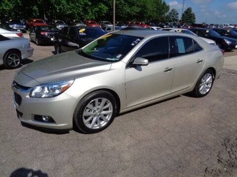 2015 Chevrolet Malibu for sale at De Anda Auto Sales in Storm Lake IA