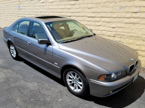 2003 BMW 5 Series for sale at Cars To Go in Sacramento CA