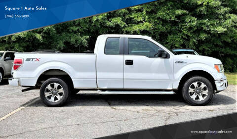 2014 Ford F-150 for sale at Square 1 Auto Sales - Commerce in Commerce GA