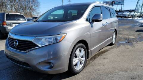 2011 Nissan Quest for sale at Tri City Auto Mart in Lexington KY