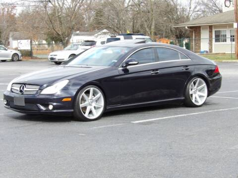 2006 Mercedes-Benz CLS for sale at Access Auto in Kernersville NC