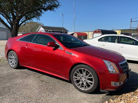 2011 Cadillac CTS for sale at Supreme Autos in Lafayette LA