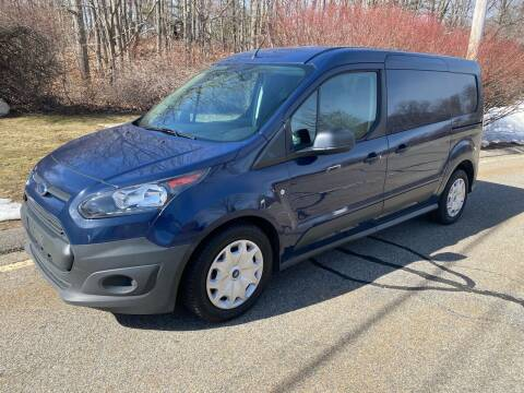2017 Ford Transit Connect Cargo for sale at Padula Auto Sales in Braintree MA