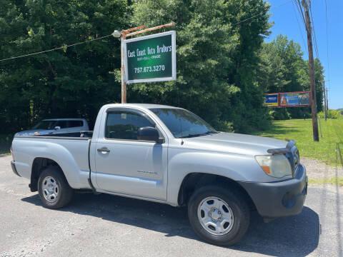 2009 Toyota Tacoma for sale at East Coast Auto Brokers in Chesapeake VA