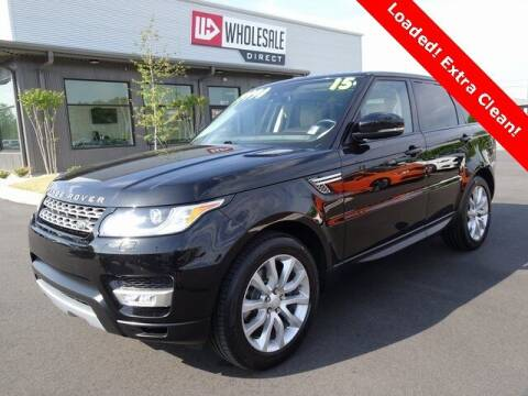 2015 Land Rover Range Rover Sport for sale at Wholesale Direct in Wilmington NC