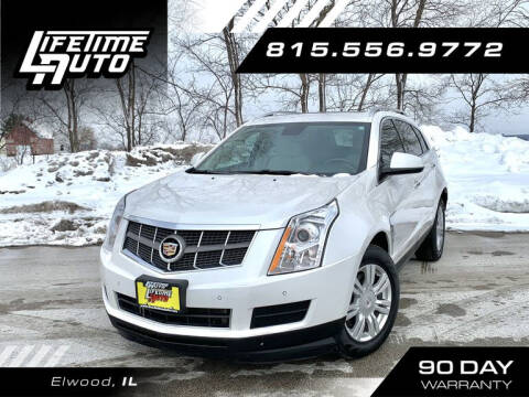 2011 Cadillac SRX for sale at Lifetime Auto in Elwood IL