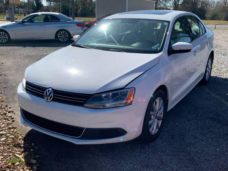 2013 Volkswagen Jetta for sale at Supreme Autos in Lafayette LA
