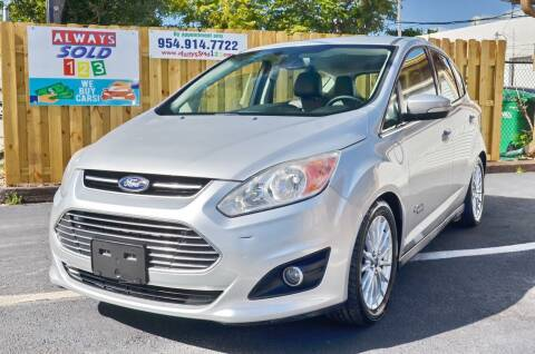2015 Ford C-MAX Energi for sale at ALWAYSSOLD123 INC in Fort Lauderdale FL