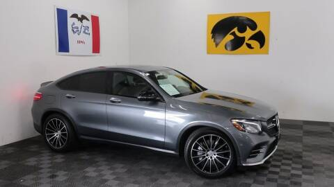 2017 Mercedes-Benz GLC for sale at Carousel Auto Group in Iowa City IA