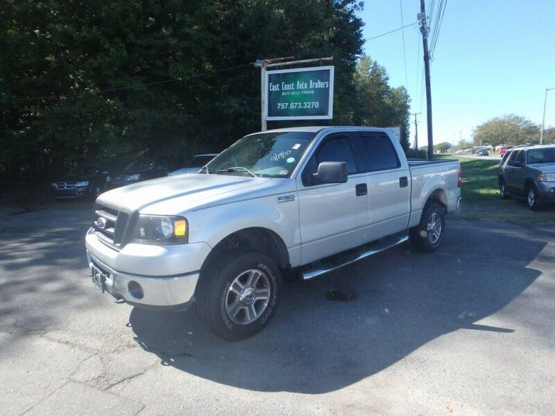 2006 Ford F-150 for sale at 6348 Auto Sales in Chesapeake VA