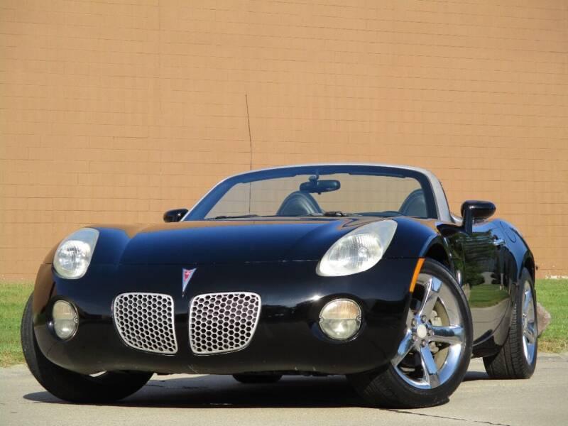 2006 Pontiac Solstice for sale at Autohaus in Royal Oak MI