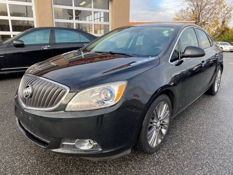 2013 Buick Verano for sale at MAGIC AUTO SALES - Magic Auto Prestige in South Hackensack NJ
