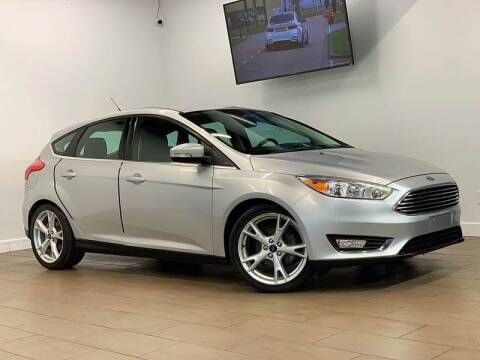 2015 Ford Focus for sale at Texas Prime Motors in Houston TX