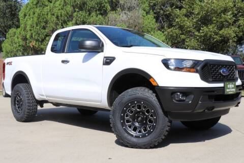 2020 Ford Ranger for sale at SELECT JEEPS INC in League City TX