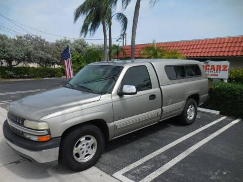2000 Chevrolet Silverado 1500 for sale at Uzdcarz Inc. in Pompano Beach FL