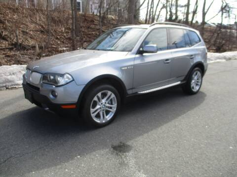 2008 BMW X3 for sale at Route 16 Auto Brokers in Woburn MA