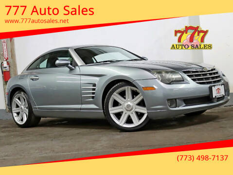 2004 Chrysler Crossfire for sale at 777 Auto Sales in Bedford Park IL