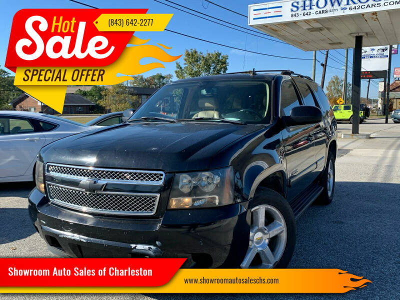 2007 Chevrolet Tahoe for sale at Showroom Auto Sales of Charleston in Charleston SC