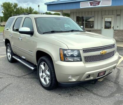 2013 Chevrolet Tahoe for sale at Clapper MotorCars in Janesville WI