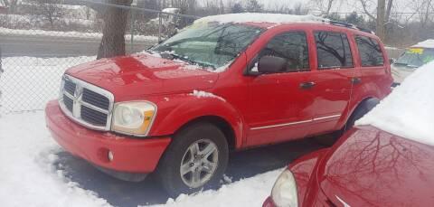 2004 Dodge Durango for sale at Superior Motors in Mount Morris MI