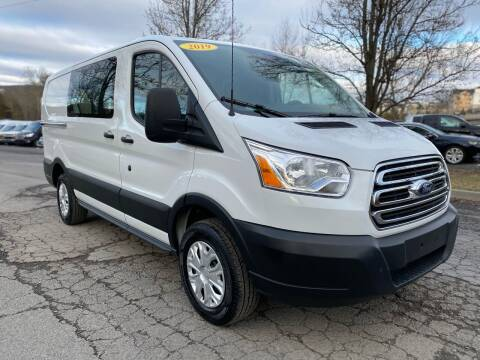 2019 Ford Transit Cargo for sale at HERSHEY'S AUTO INC. in Monroe NY