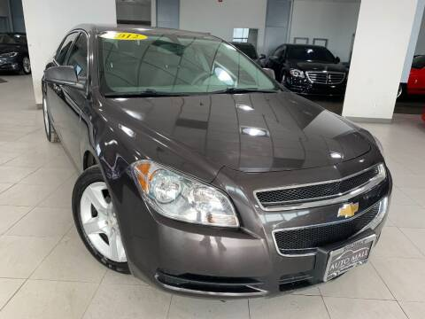 2012 Chevrolet Malibu for sale at Auto Mall of Springfield in Springfield IL