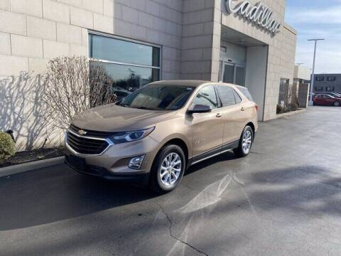 2019 Chevrolet Equinox for sale at Cappellino Cadillac in Williamsville NY