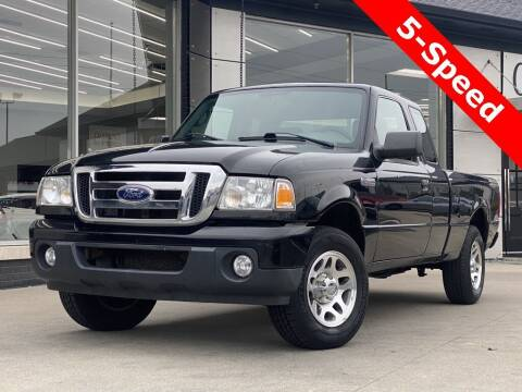 2011 Ford Ranger for sale at Carmel Motors in Indianapolis IN