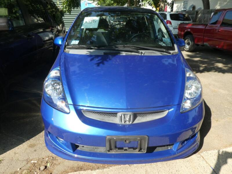 2008 Honda Fit for sale at Wheels and Deals in Springfield MA