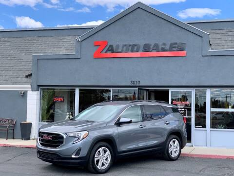2018 GMC Terrain for sale at Z Auto Sales in Boise ID