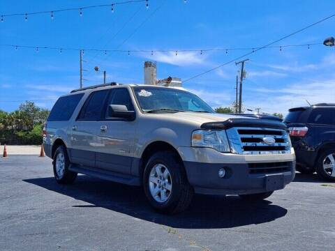 2007 Ford Expedition EL for sale at Select Autos Inc in Fort Pierce FL