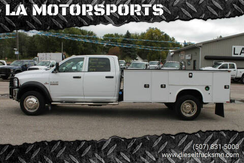 2014 RAM Ram Chassis 5500 for sale at LA MOTORSPORTS in Windom MN