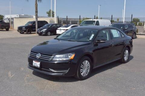 2015 Volkswagen Passat for sale at Choice Motors in Merced CA