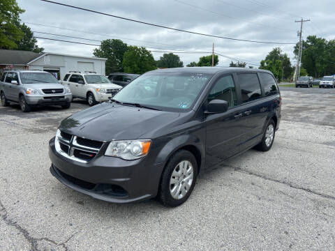 2016 Dodge Grand Caravan for sale at US5 Auto Sales in Shippensburg PA