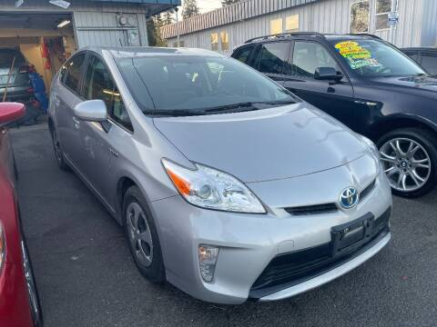 2014 Toyota Prius for sale at Real Deal Cars in Everett WA