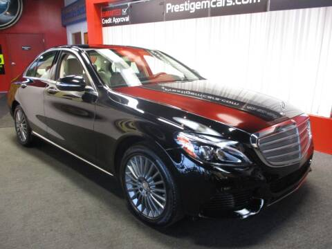 2015 Mercedes-Benz C-Class for sale at Prestige Motorcars in Warwick RI
