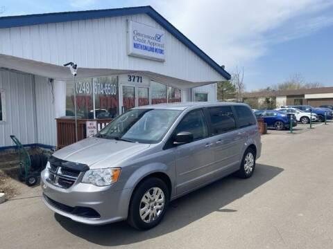 2014 Dodge Grand Caravan for sale at North Oakland Motors in Waterford MI