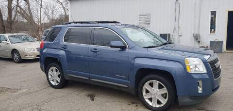 2011 GMC Terrain for sale at Superior Motors in Mount Morris MI