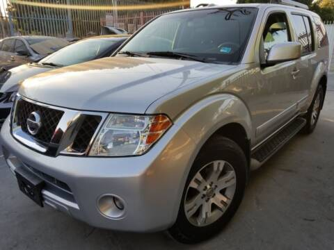 2011 Nissan Pathfinder for sale at Ournextcar/Ramirez Auto Sales in Downey CA
