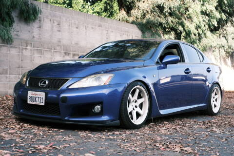 2009 Lexus IS F for sale at Sports Plus Motor Group LLC in Sunnyvale CA