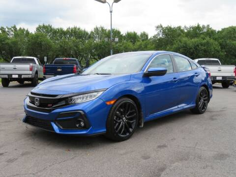 2020 Honda Civic for sale at Low Cost Cars North in Whitehall OH