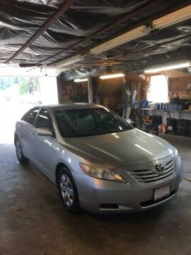 2009 Toyota Camry for sale at Lavictoire Auto Sales in West Rutland VT