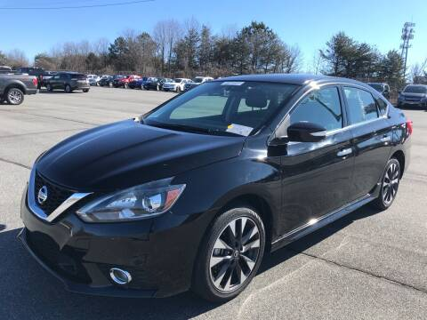 2019 Nissan Sentra for sale at Scotty's Auto Sales, Inc. in Elkin NC