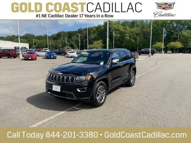 2020 Jeep Grand Cherokee for sale at Gold Coast Cadillac in Oakhurst NJ